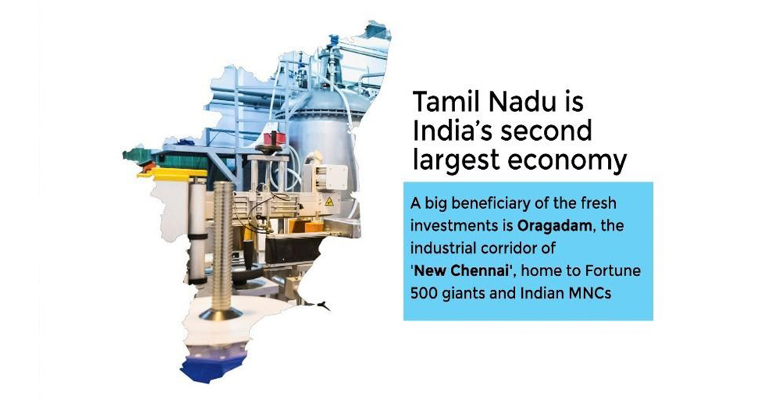 Investors eye Tamil Nadu with renewed interest